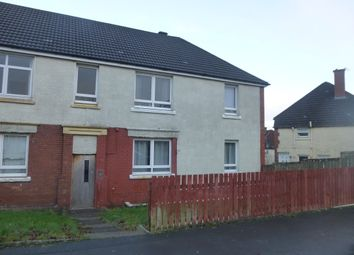 Thumbnail 2 bedroom flat for sale in Hospital Street, Coatbridge