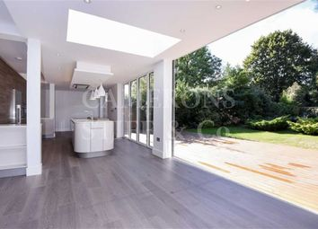 Thumbnail 3 bedroom flat for sale in Coverdale Road, Brondesbury Park, London
