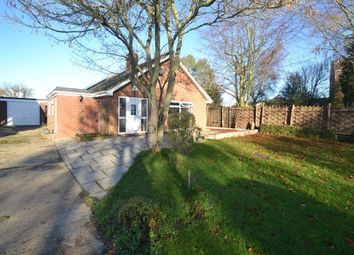 Thumbnail 4 bedroom detached bungalow to rent in Nedging Road, Nedging Tye, Ipswich
