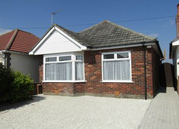 Thumbnail 2 bed bungalow to rent in Hawden Road, Wallisdown, Poole