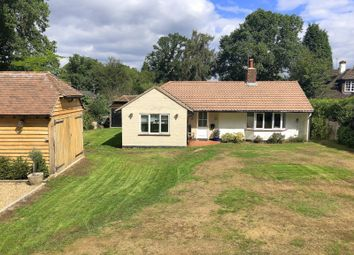 Thumbnail Detached bungalow for sale in Plaws Hill, Peaslake, Guildford