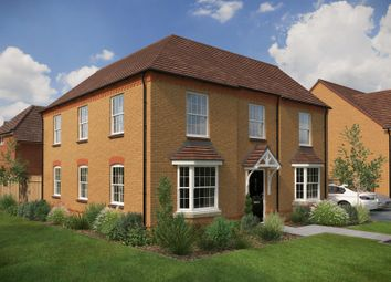 "Thumbnail 4 bedroom detached house for sale in ""Eden"" at Bush Heath Lane, Harbury, Leamington Spa"