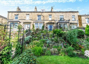 Thumbnail 4 bed terraced house for sale in Haugh Shaw Road, Halifax