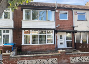 Thumbnail 3 bed terraced house for sale in Loveridge Avenue, Hull