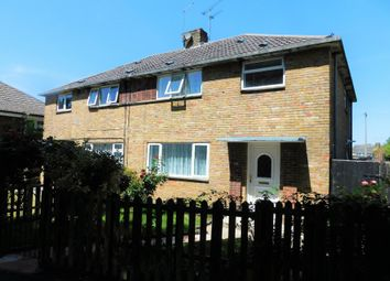 Thumbnail 3 bedroom semi-detached house for sale in Middlebere Crescent, Hamworthy, Poole