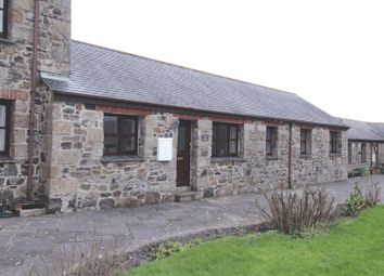 Thumbnail 1 bed barn conversion to rent in The Lizard, Helston