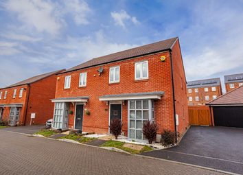 Thumbnail 3 bed semi-detached house for sale in Baker Crescent, Wokingham, Berkshire