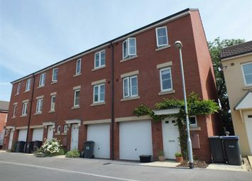 Thumbnail 3 bed town house for sale in Primmers Place, Westbury, Wiltshire