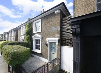 Thumbnail 2 bed semi-detached house for sale in Upper Brockley Road, London