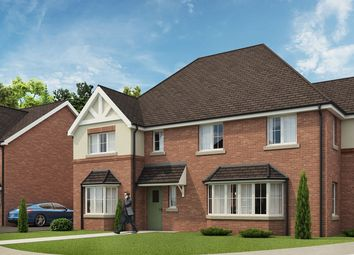 Thumbnail 3 bed semi-detached house for sale in St Dominic's Place, Hartshill Road, Stoke-On-Trent