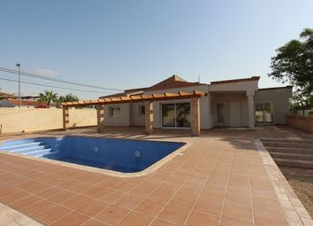 Thumbnail 4 bed villa for sale in Spain, Valencia, Alicante, Mutxamel