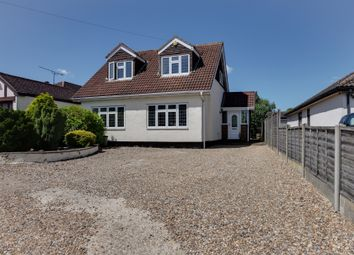 Thumbnail 4 bed detached house for sale in Hamlet Hill, Roydon, Harlow