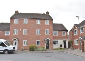 Thumbnail 3 bed terraced house for sale in Clifford Avenue, Walton Cardiff, Tewkesbury
