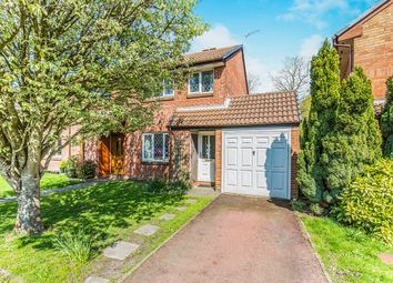 Thumbnail 3 bed terraced house for sale in Nickleby Gardens, Totton, Southampton