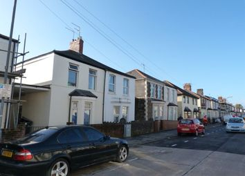 Thumbnail Property to rent in Wyeverne Road, Cathays, Cardiff