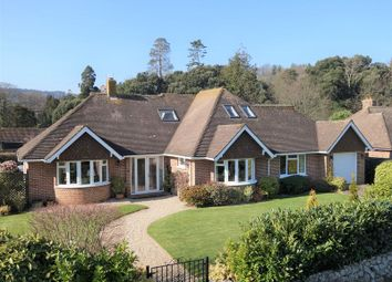 Thumbnail 3 bedroom detached bungalow for sale in Manor Close, Sidmouth