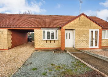 Thumbnail 1 bed bungalow for sale in Strubby Close, Lincoln
