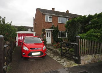 Thumbnail 3 bed semi-detached house for sale in Millwey Avenue, Axminster