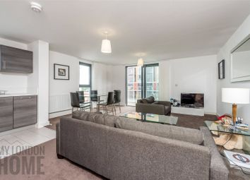 Thumbnail 3 bed flat for sale in Dekker House, Dalston Square, London