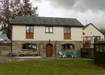 Thumbnail 3 bed barn conversion to rent in Winkleigh