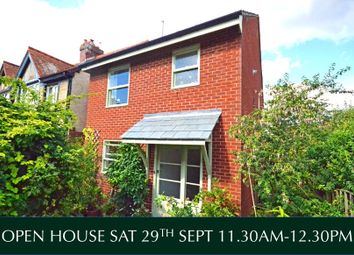 Thumbnail 3 bed detached house for sale in Majorfield Road, Topsham, Exeter