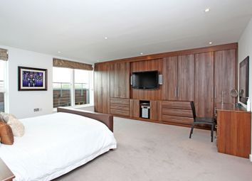 Thumbnail 3 bed flat for sale in Abbey Road, St Johns Wood