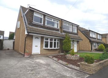 Thumbnail 3 bed semi-detached house for sale in Layton Road, Ashton, Preston, Lancashire