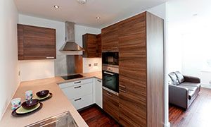 Thumbnail 2 bed flat to rent in 132 Finchley Road, London