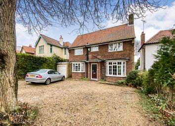 Thumbnail 3 bed detached house for sale in Telegraph Lane East, Norwich