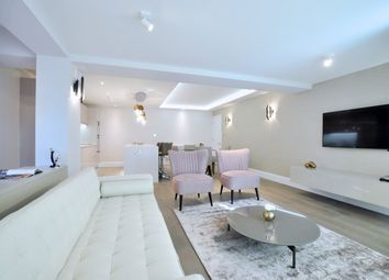 Thumbnail 3 bed flat to rent in St. James's Terrace, London