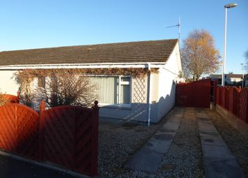 Thumbnail 3 bed semi-detached bungalow for sale in Forbeshill, Forres