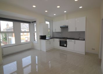 Thumbnail 3 bed flat to rent in Thorpe Road, London