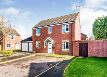 Thumbnail 3 bed detached house for sale in Gorsey Close, Handsacre, Rugeley