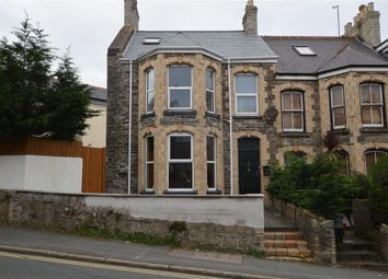 Thumbnail 4 bed end terrace house for sale in Berry Road, Newquay, Cornwall