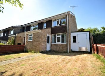 Thumbnail 2 bed semi-detached house to rent in Armstrong Rise, Charlton, Andover