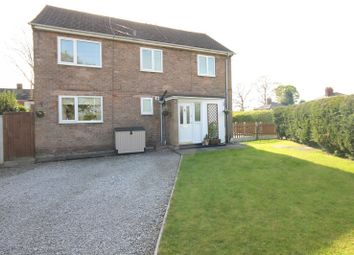 Thumbnail 2 bed flat for sale in Shaw Drive, Knutsford