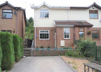 Thumbnail 3 bed semi-detached house for sale in Heol Ty-Gwyn, Maesteg, Mid Glamorgan