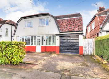 Thumbnail 5 bed detached house for sale in Cumberland Road, Sale