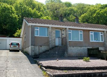 Thumbnail 2 bed semi-detached bungalow for sale in Copse Close, Weston-Super-Mare