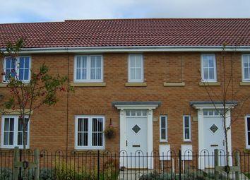 Thumbnail 3 bedroom terraced house to rent in Marine Crescent, Buckshaw Village