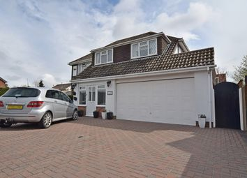 Thumbnail 4 bedroom detached house for sale in Louth Road, Holton-Le-Clay, Grimsby, Lincolnshire