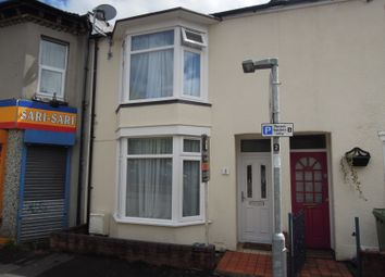 Thumbnail 2 bed terraced house to rent in Middle Street, Inner Avenue, Southampton