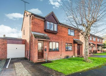 Thumbnail 2 bed semi-detached house for sale in Chestnut Drive, Willand, Cullompton