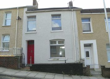 Thumbnail 3 bedroom terraced house for sale in Bigyn Road, Llanelli