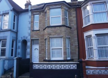 Thumbnail 3 bed terraced house to rent in Canterbury Street, Gillingham