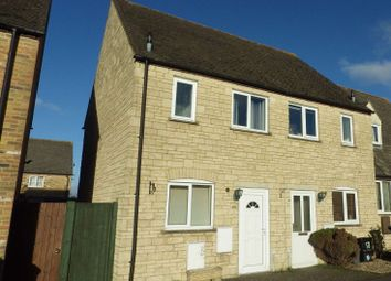 Thumbnail 2 bed detached house for sale in Ralegh Crescent, Witney, Oxfordshire
