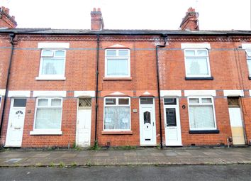 Thumbnail 3 bed terraced house for sale in Buller Road, Belgrave, Leicester