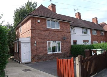 Thumbnail 3 bedroom semi-detached house to rent in Manton Crescent, Lenton Abbey