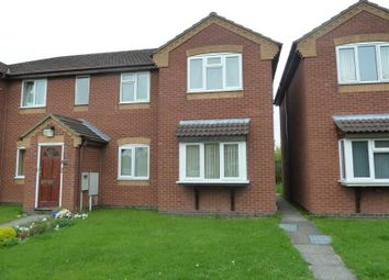 Thumbnail 1 bed flat to rent in Garrett Street, Nuneaton