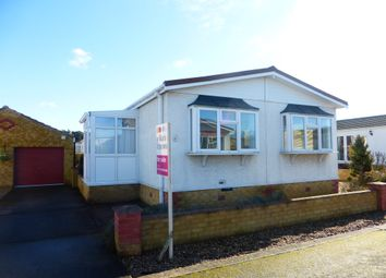 Thumbnail 2 bedroom mobile/park home for sale in Paul's Walk, Parklands Mobile Homes, Scunthorpe